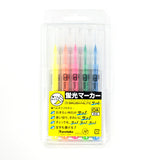 Highlighters -Kuretake Brush Highlighters