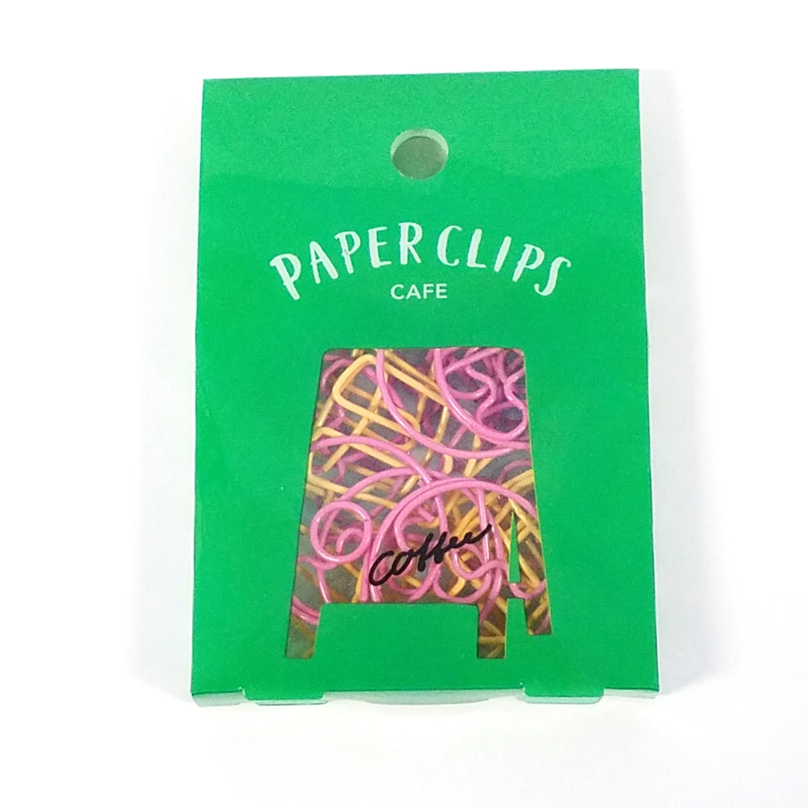 Paper Clips - Cafe