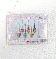 Chirimen Charms - Cute Frogs