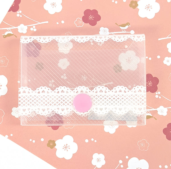 Planner Stamp Case - Lace