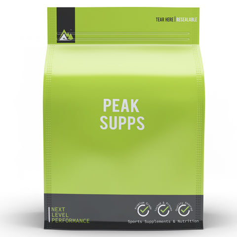 Hemp protein powder Peak supps CBD