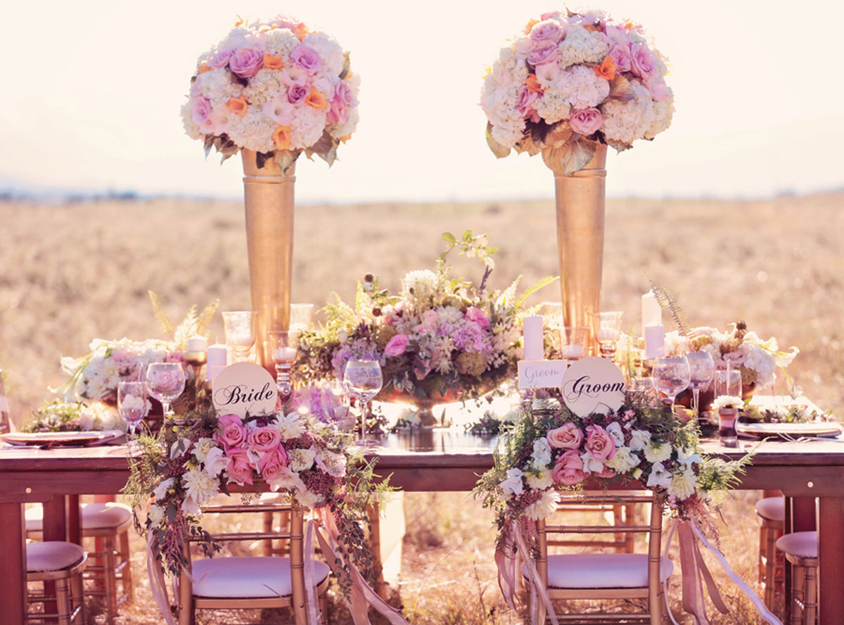 Weddings & Event Decor