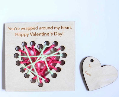 Valentine's Stitch Kit