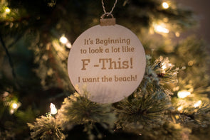 Christmas Humor Ornaments