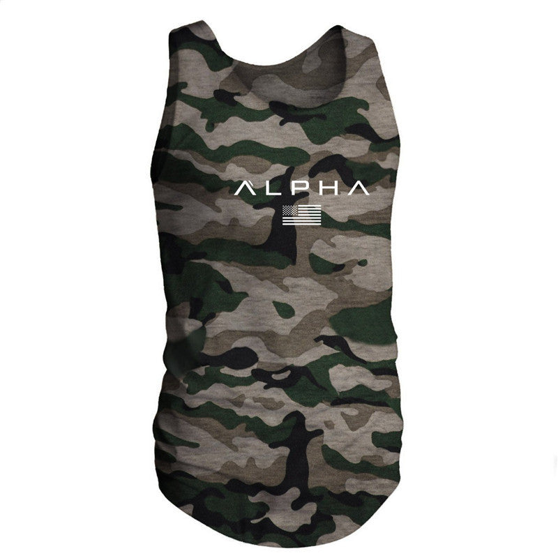 ALPHA TANK | 6 COLORS