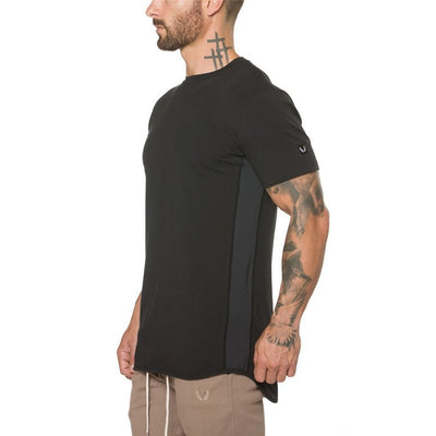 ECLIPSE BLACK T SHIRT