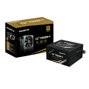 Alimentation Gigabyte G750H - 750W - 80 Plus Gold