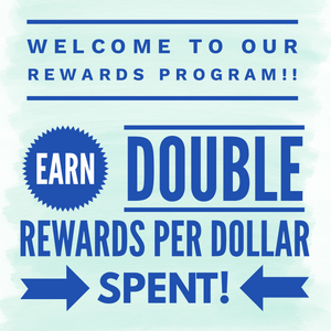 Welcome to our rewards program!