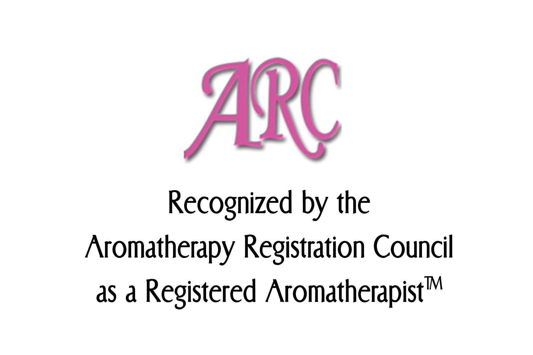 Aromatherapy Registration Counsel
