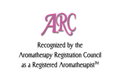 Registered through the Aromatherapy Registration Council