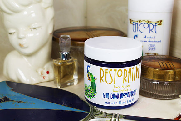 Restorative Face Cream - Blue Dawn Aromatherapy