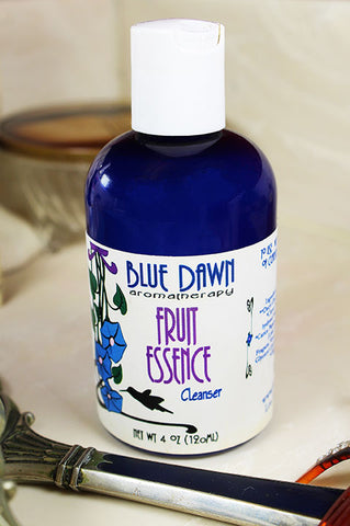 Fruit Essence Face Cleanser - Blue Dawn Aromatherapy