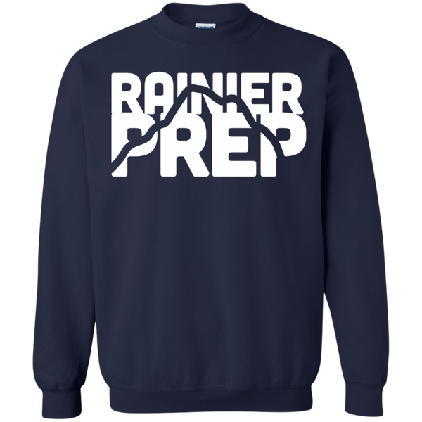 Mountain Letters Crew Neck Sweater