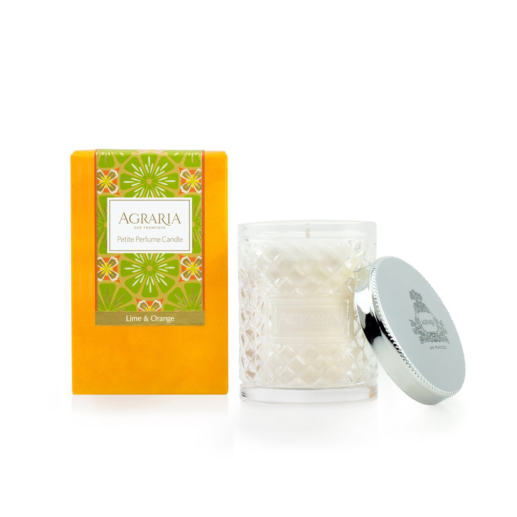 Lime and Orange 3.4oz Candle