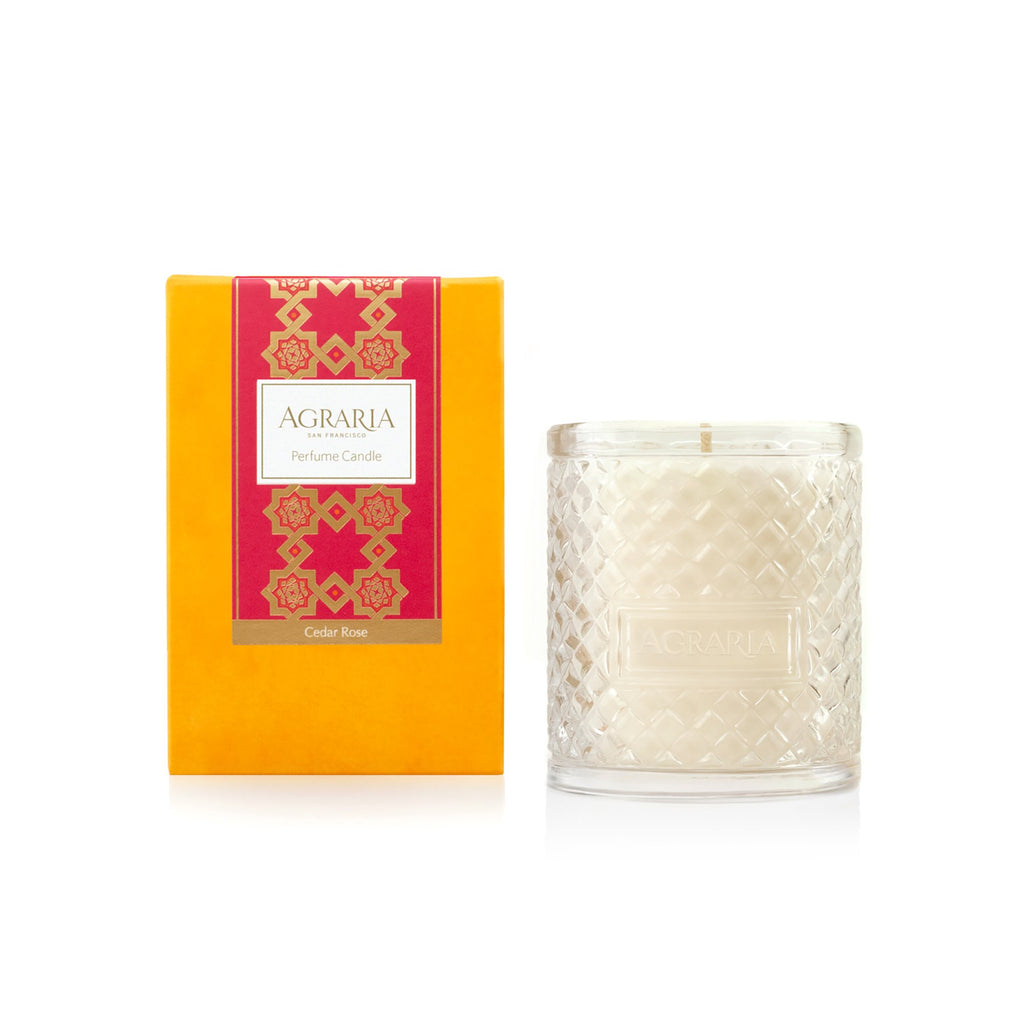Cedar Rose 7oz Candle