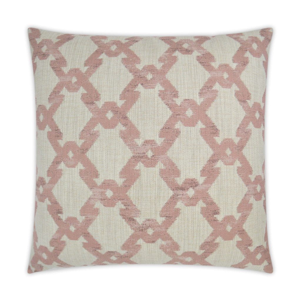Paradox Pillow in Blush
