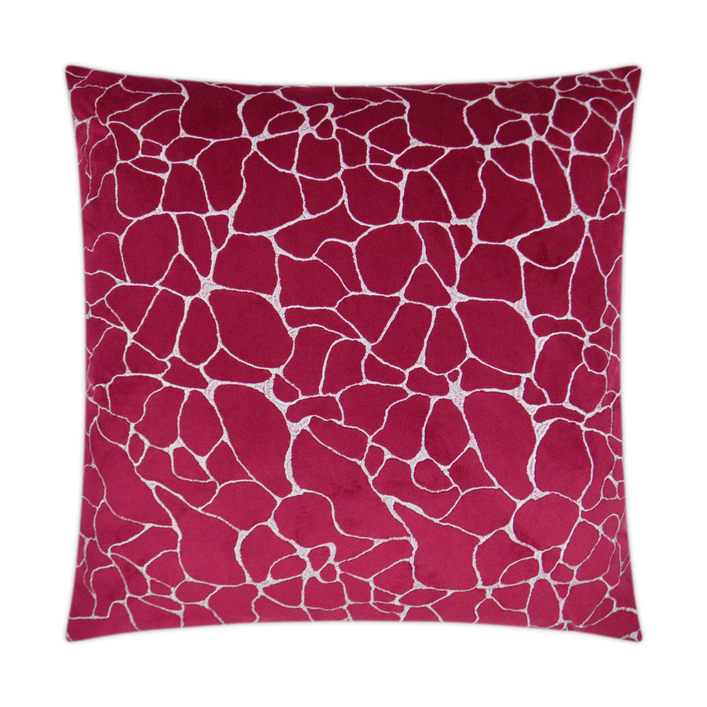 Dare Fuchsia Pillow