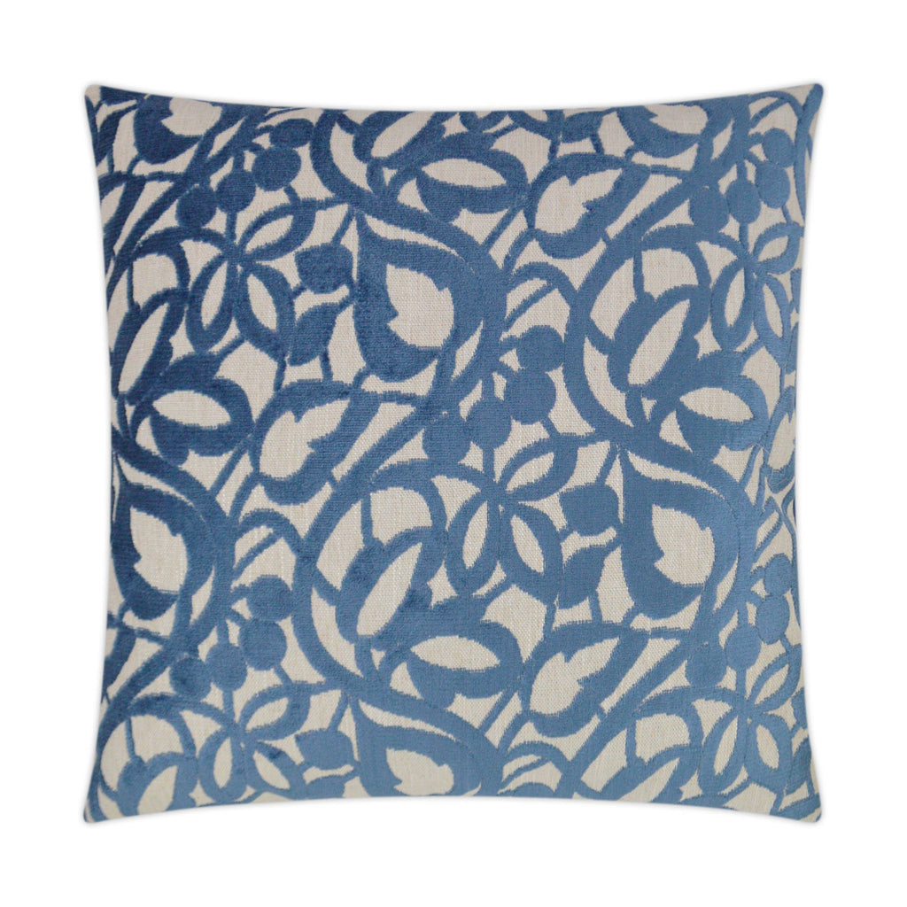 Meritage Pillow in Azure