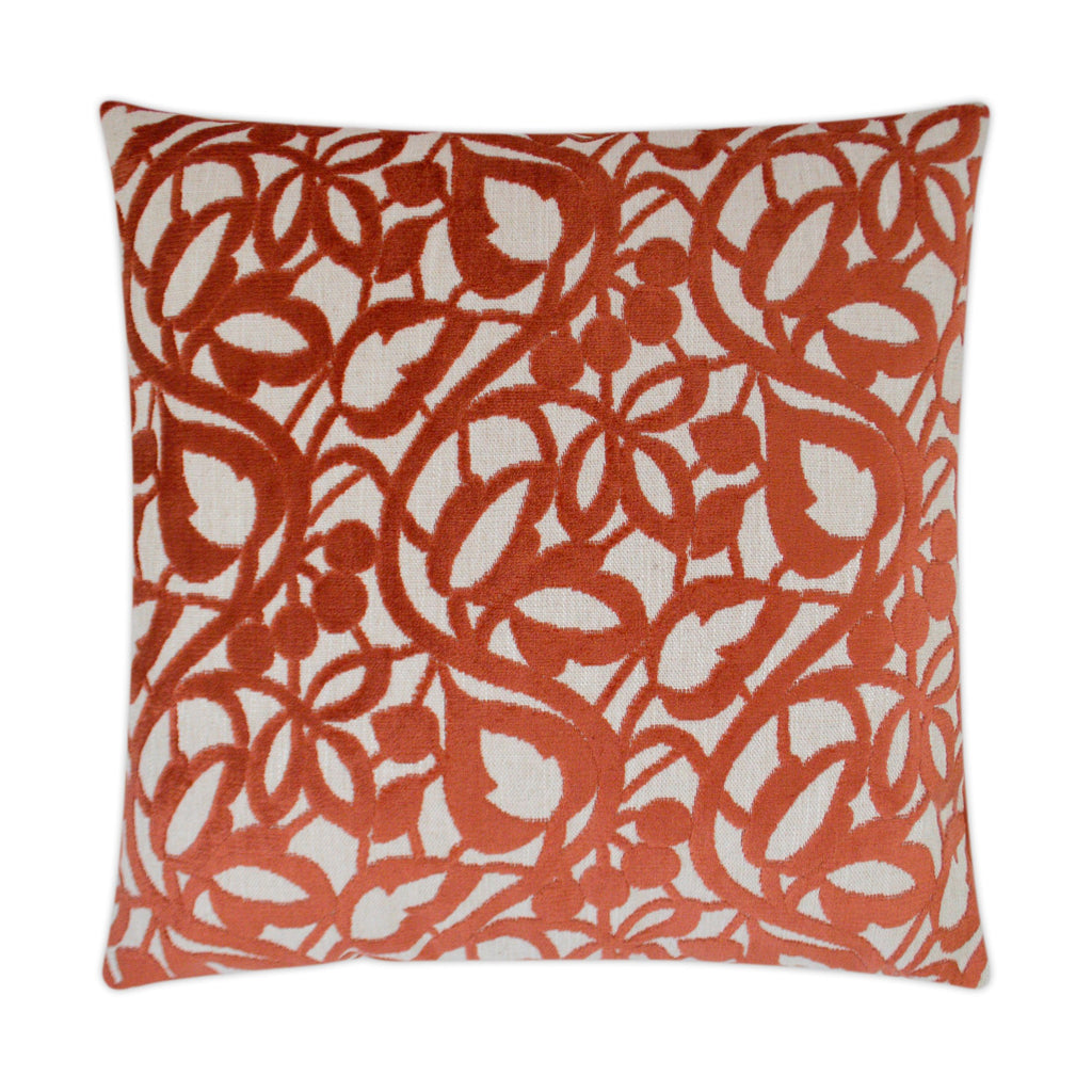 Meritage Pillow in Paprika