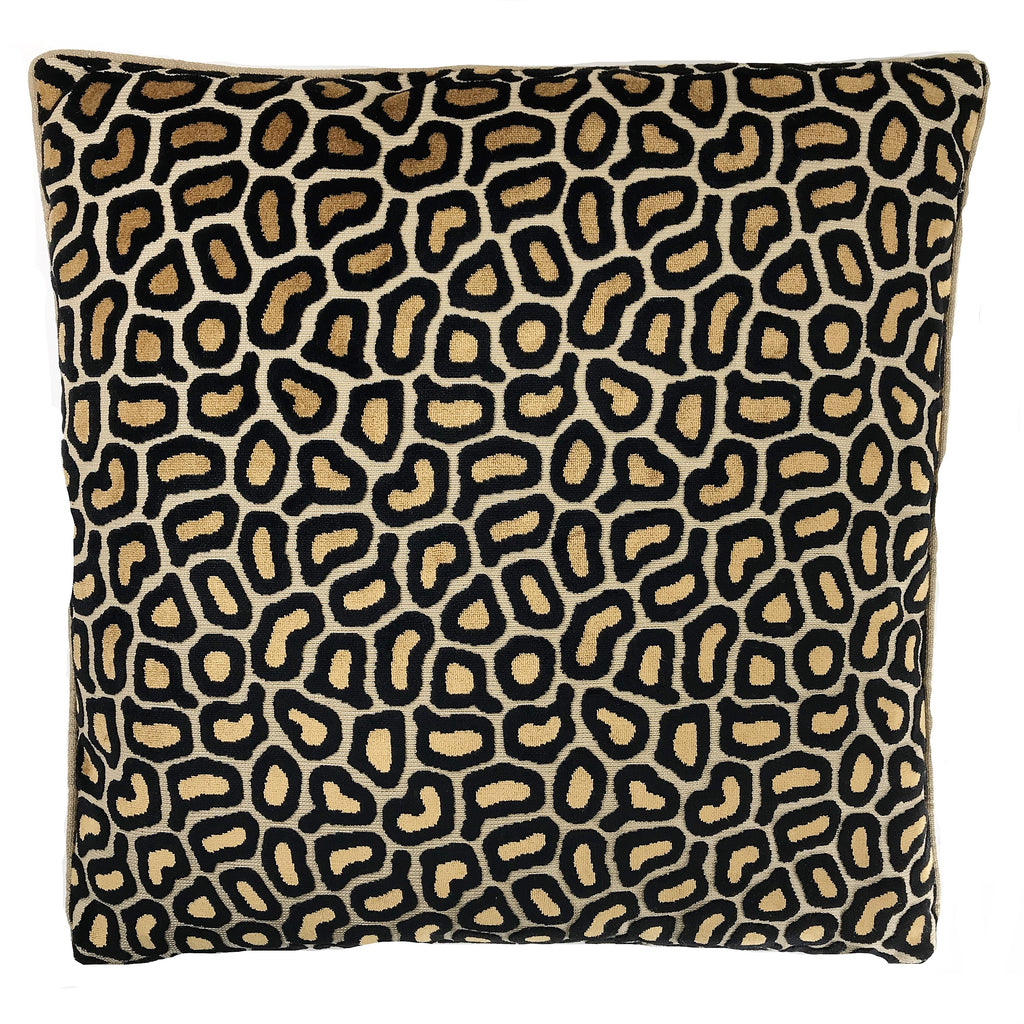 Morando Gold Accent Pillow