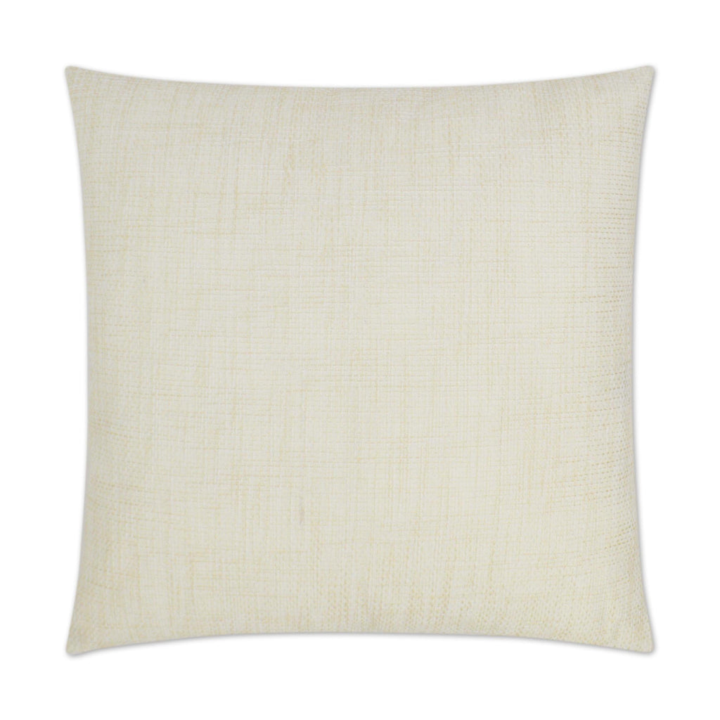 Double Trouble Pillow in Linen
