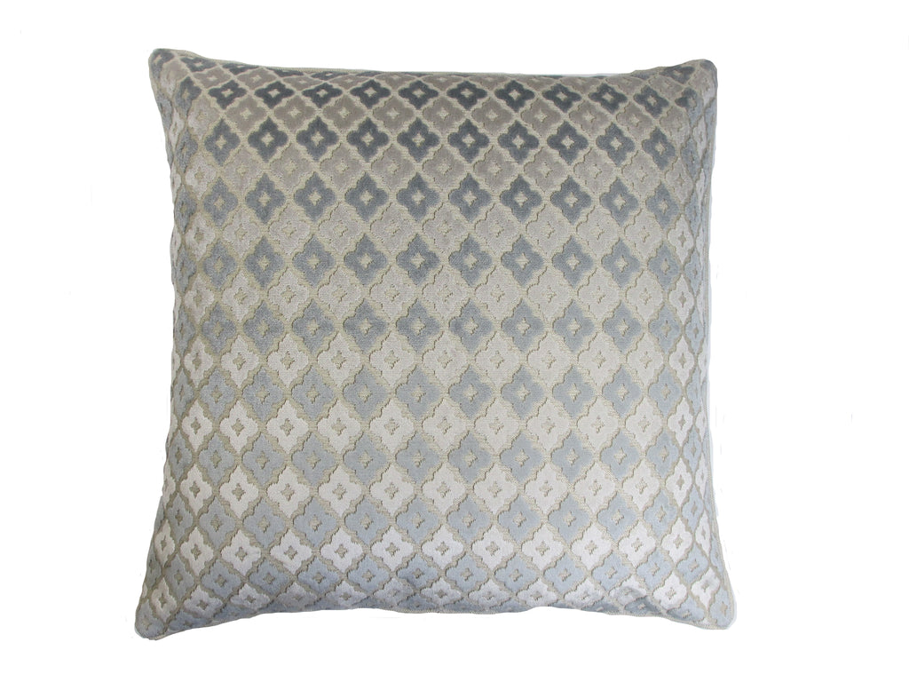 Stafford Slate Accent Pillow