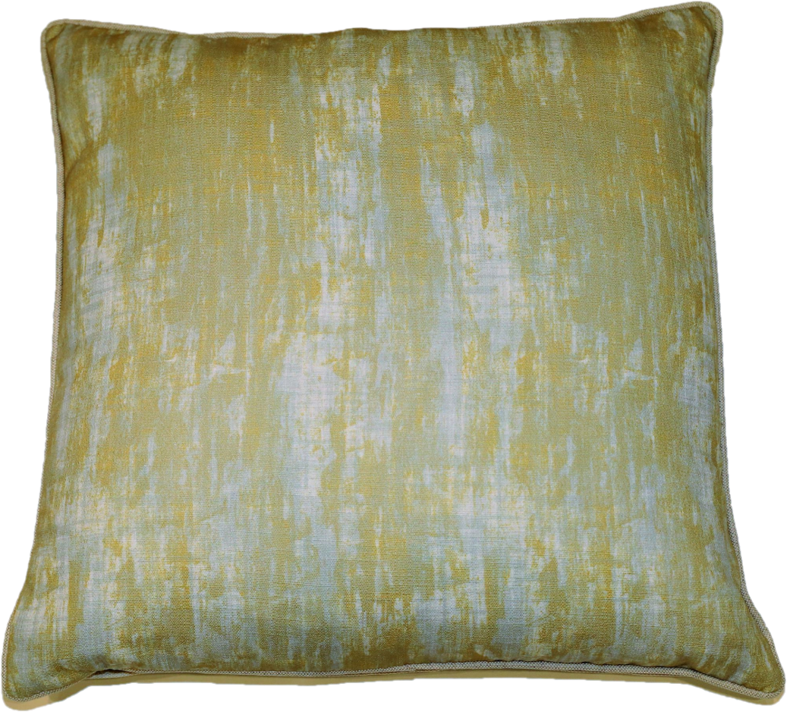 Gilded Accent Pillow