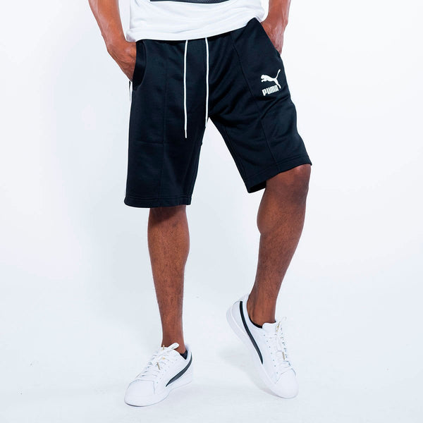 [855026-03] Pintuck Archive T7 Bermuda Short