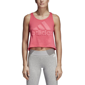 [CD7785] Womens SID Crop Tank