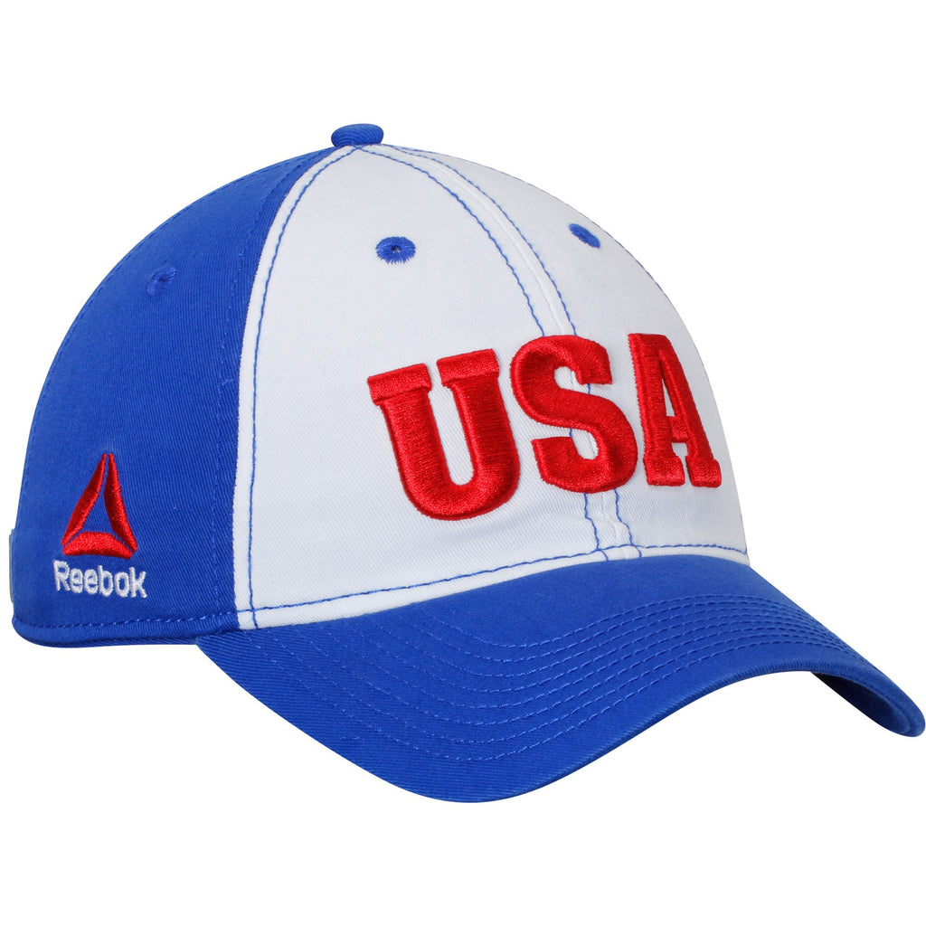 04c0ba596e2 UFC USA Country Pride Adjustable Slouch Hat