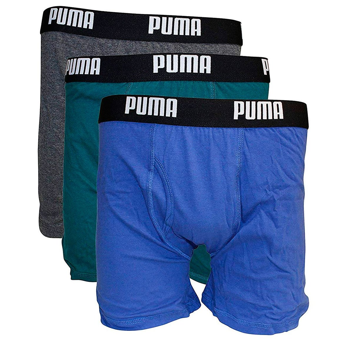 [PMCBB-422] 3Pk Mens Vol Boxer Brief