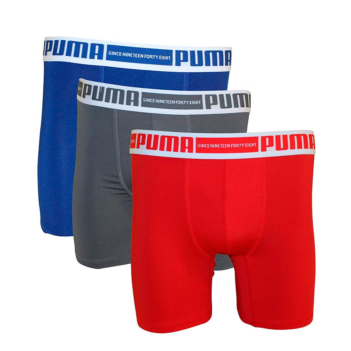 [PMTBB-613] 3Pk Mens Vol Boxer Brief