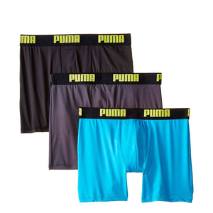[PUMFW1511564-430] 3Pk Mens Vol Boxer Brief