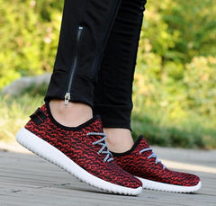 2017 New Men Summer Mesh Shoes Loafers lac-up Water shoes Walking lightweight Comfortable Breathable Men tenis feminino zapatos