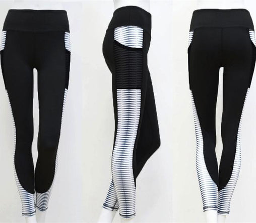 Womens High Waisted Leggings