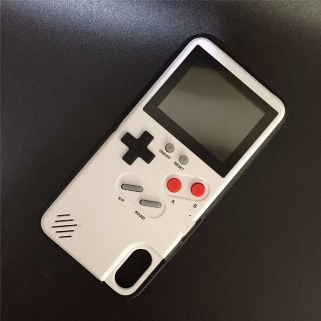 HD playable Game phone Case for iPhone