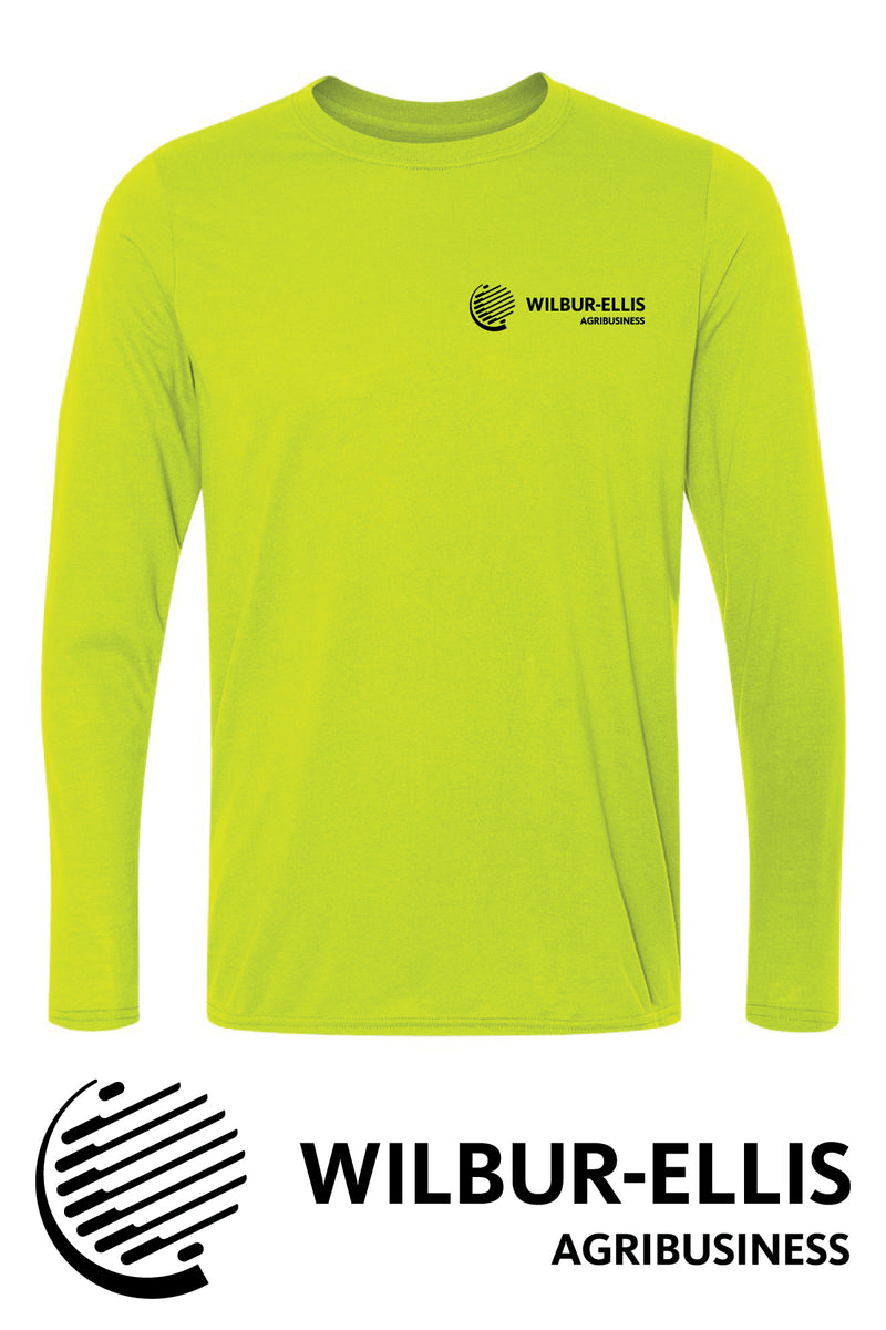 Wilbur-Ellis Safety Performance Long Sleeve Shirt - 42400