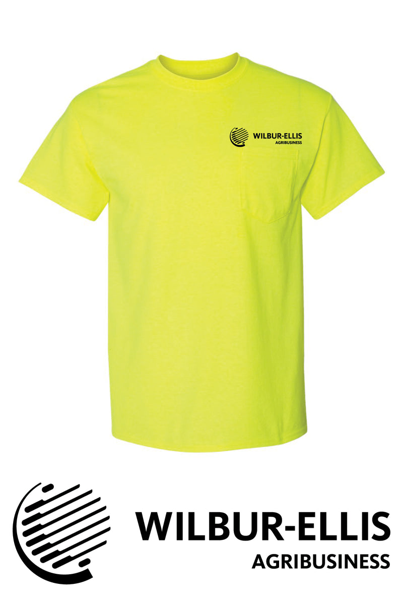 Wilbur-Ellis Safety Short Sleeve T-Shirt - 8000/8300