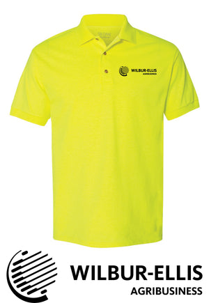 Wilbur-Ellis Safety Short Sleeve Polo - 8800