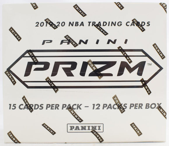 2019/20 Panini Prizm Basketball Cello Box