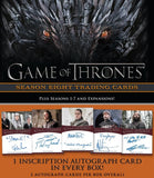 2020 Games Of Thrones Season 8 Hobby Box