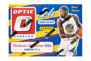 2016/17 Panini Donruss Optic Basketball Blaster Box