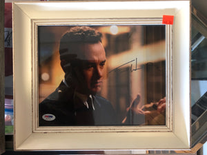 Tom Hanks Signed Framed 8x10 PSA/DNA