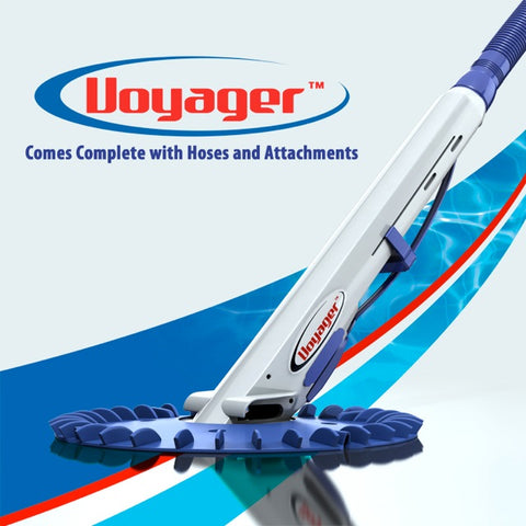 VOYAGER HEAD ONLY with Leader Hose