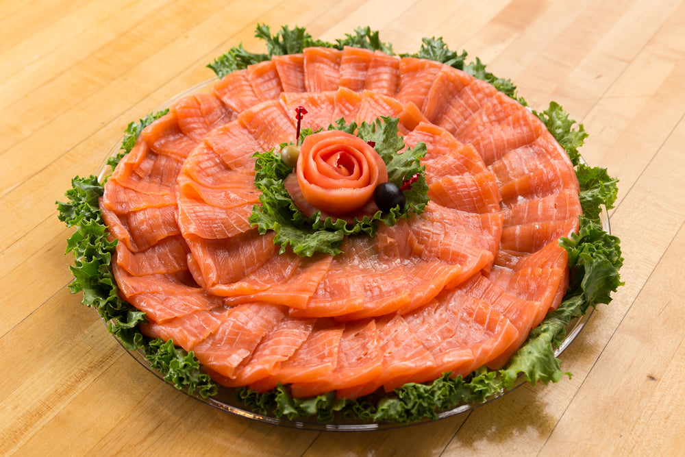 Smoked Salmon Package