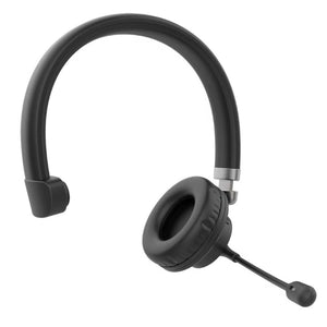 Trucker Bluetooth Headset with Microphone, 40 Hrs Wireless Headset, Active Noise Cancelling Mic