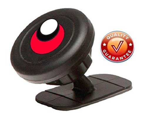 Target Gear Smart Mount - Universal Stick On Dashboard Magnetic Car Mount (1 PK)