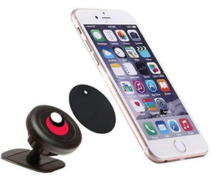 Car phone mount Universal Stick On Dashboard Magnetic Car Mount