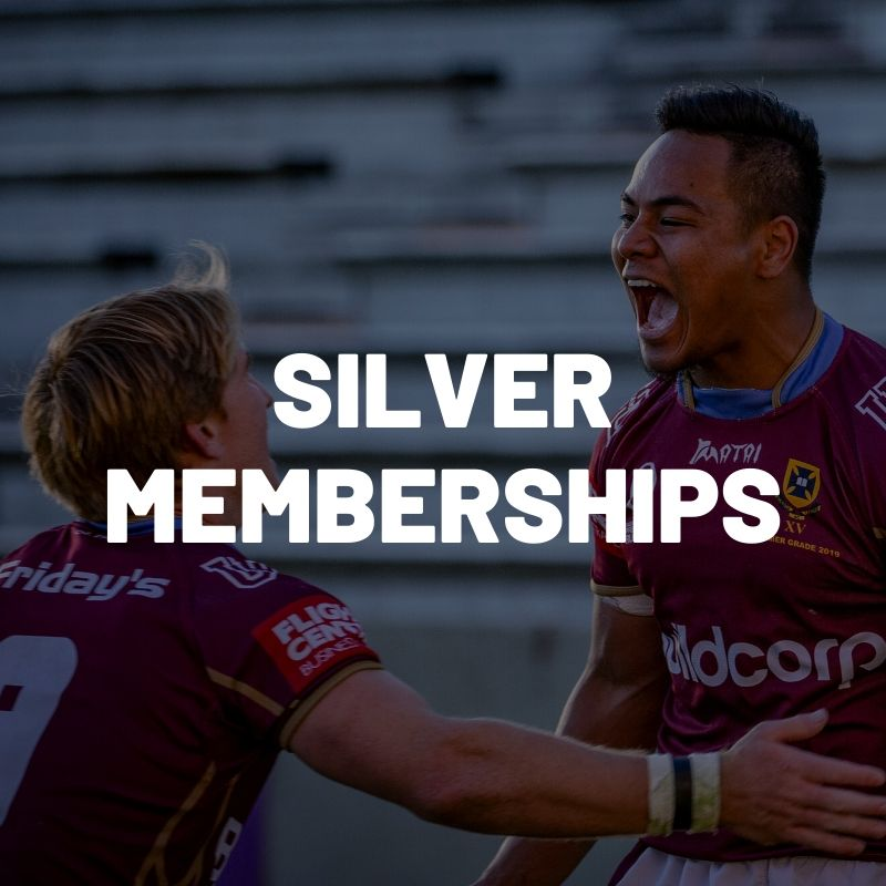 2020 Silver Supporter Membership Pack