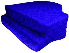 "Danemann 6'8"" Grand Piano Cover - PremierGuard - Piano Covers Direct"
